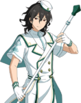 (Night and Gondola) Rei Sakuma Full Render Bloomed