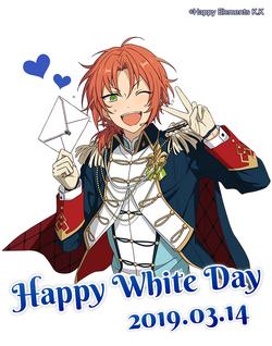 Happy White Day Leo 2019