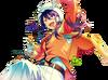 (Class Performance of Friendship) Souma Kanzaki Full Render Bloomed
