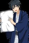 (Cutting Loose) Hokuto Hidaka Full Render Bloomed