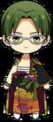 Keito Hasumi Hanafuda Outfit chibi