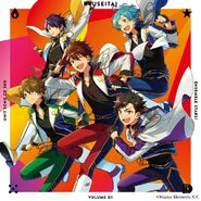 RYUSEITAI Unit Song CD 3