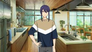 Souma Kanzaki ES Casual (Spring-Summer) Outfit