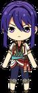 Souma Kanzaki Urashima's Kimono chibi