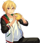 (Exciting Diner) Nazuna Nito Full Render