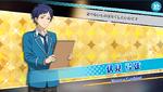 (Painting Appreciation Acquisition) Yuzuru Fushimi Scout CG