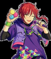 (Trick Sunshower) Natsume Sakasaki Full Render Bloomed