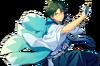 (Akatsuki's Brains) Keito Hasumi Full Render Bloomed