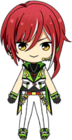 Natsume Sakasaki ES Switch Uniform chibi