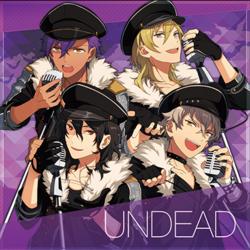 UNDEAD Unit Song CD