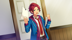 (Advancing Heart) Mao Isara CG
