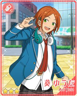(Fun Participation) Yuta Aoi Bloomed