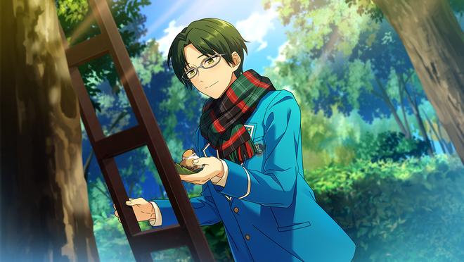 (Business Project Executor) Keito Hasumi CG