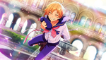 (Color Guard Leader) Nazuna Nito CG