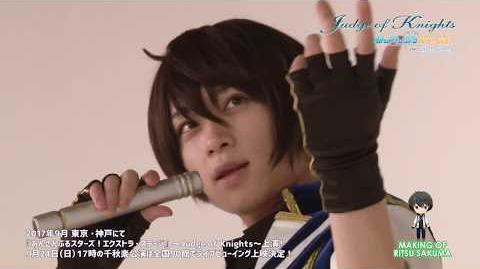 【あんステJoK】Knights&紅月キャラクタービジュアル撮影メイキング&コメント