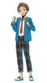 Mitsuru Tenma Anime Profile