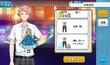 Shu Itsuki Student Uniform (Summer Mademoiselle) Outfit