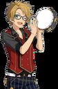 (Happy Tambourine) Makoto Yuuki Full Render Bloomed