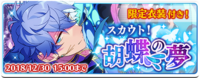Dream of the Butterfly Banner