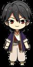 Rei Sakuma Arabian chibi