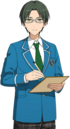 (Skills From the Past) Keito Hasumi Full Render Bloomed