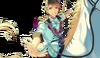 (Cheval Knight) Arashi Narukami Full Render Bloomed
