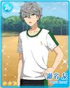 (Sweating) Izumi Sena