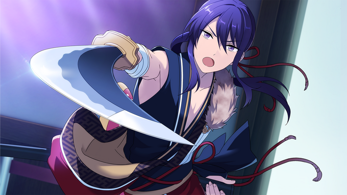 (The Faithful Samurai) Souma Kanzaki CG