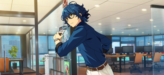 (Wise Thief) Tsumugi Aoba CG