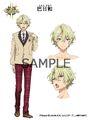 Hiyori Tomoe Anime Faceshot