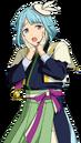 (Growth and the Full Moon Night) Hajime Shino Full Render