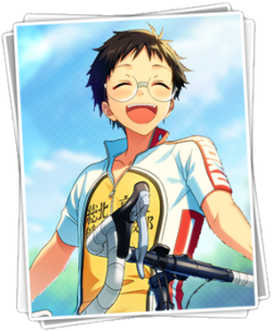 Sakamichi Onoda In-Game Profile