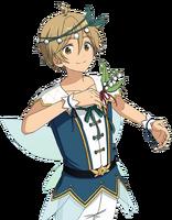 (Gutsy Faerie) Tomoya Mashiro Full Render Bloomed