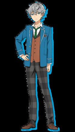 Izumi Sena Anime Profile