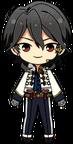 Rei Sakuma Starfes Outfit chibi