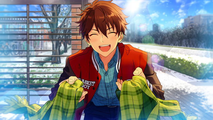 (Bright Red Excitement) Chiaki Morisawa CG