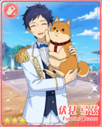 (Shooting Council) Yuzuru Fushimi Bloomed