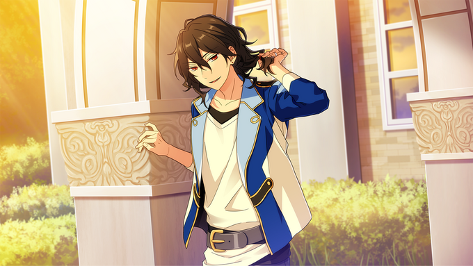 (Afternoon Start-Up) Rei Sakuma CG