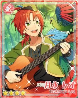 (Chirping Turaco) Leo Tsukinaga Bloomed