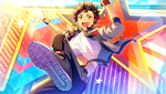 (Delinquent and Hero) Tetora Nagumo CG2