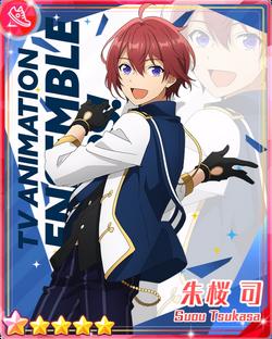 (Knights' Advancement) Tsukasa Suou Bloomed