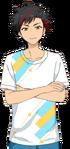 Tetora Nagumo Tanabata Practice Dialogue Render