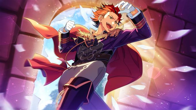 (Second Prince) Kuro Kiryu CG2