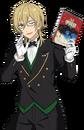(Touting Butler) Kaoru Hakaze Full Render Bloomed