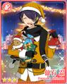 (Yellow Santa) Shinobu Sengoku Bloomed