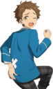 (Afternoon Nap) Mitsuru Tenma Full Render