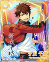 (Exciting School Festival) Chiaki Morisawa Rainbow Road Bloomed