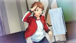 (Innocent Posture) Akiomi Kunugi CG