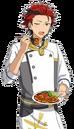 (Power Cook) Kuro Kiryu Full Render