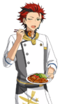 (Power Cook) Kuro Kiryu Full Render